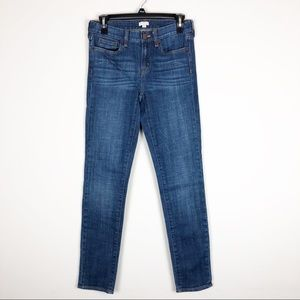 J.Crew Factory Mid Rise Skinny Jean Size 25